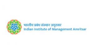 Indian Institude of Management Amritsar - Internships Academy