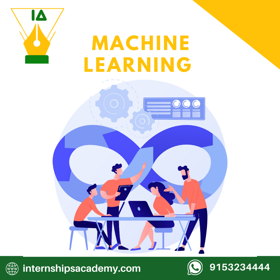 Machine learning Internships Academy